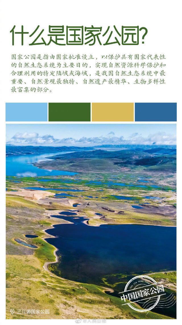 刚刚!第一批国家公园名单公布 全球新闻风头榜 第6张