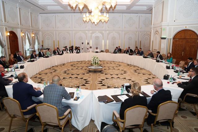 """塔利班称愿与国际社会""""积极""""交往 全球新闻风头榜 第1张"""