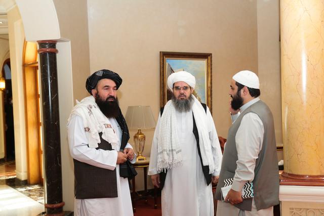 """塔利班称愿与国际社会""""积极""""交往 全球新闻风头榜 第5张"""