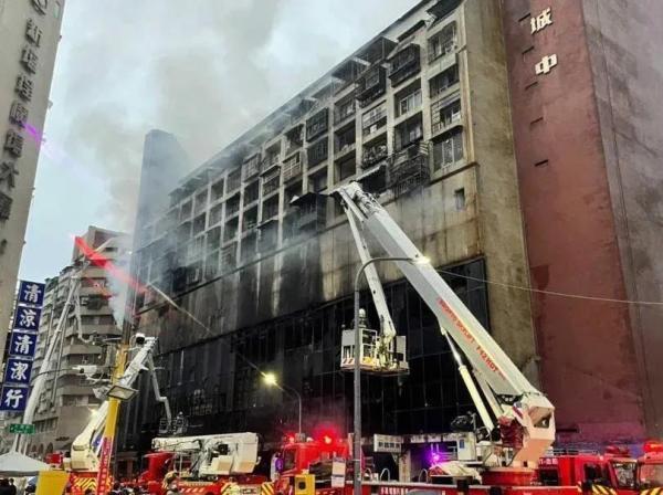 """高雄""""城中城大楼""""火灾事故遇难者中包含一名大陆同胞,早年嫁到台湾"""