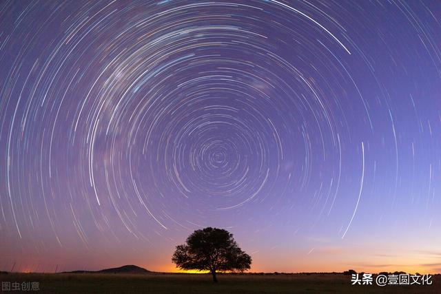 北斗七星图片,再拿北斗七星来举例,讲讲古代和现今天象的不同