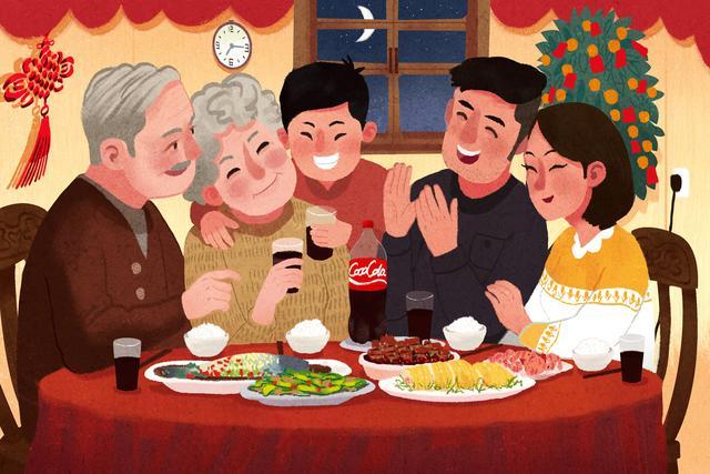 节日诗,春节教孩子吟诵这几首古诗词,了解中国传统文化,感受浓浓的年味