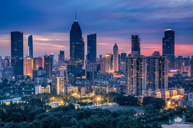 长江中游城市圈和中原经济区发展趋势