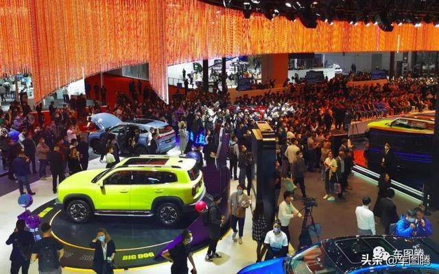 汽车图片,上海车展28款SUV盘点:有些让人眼前一亮,有些让人眼前一黑