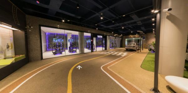 vr展示,身临其境!线上360度全景VR展示,交通常识这样学
