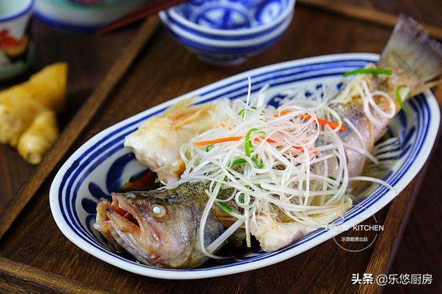 蒸的做法,清蒸鱼,鲜嫩好吃不长肉,花几分钟学会,以后就是自己的拿手好菜