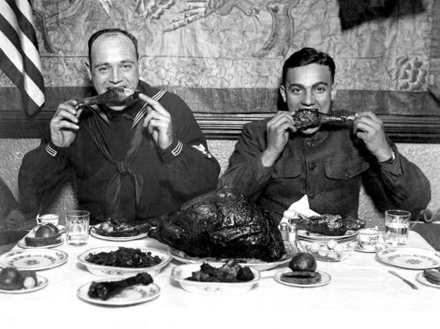 感恩节是哪个国家的节日,2020感恩节:自由的美国人如何度过?1918大流行提供警示