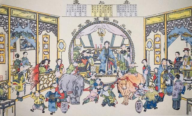 文化的意义,跟冯骥才过年 |《年文化》:生活被理想化了,理想也被生活化了