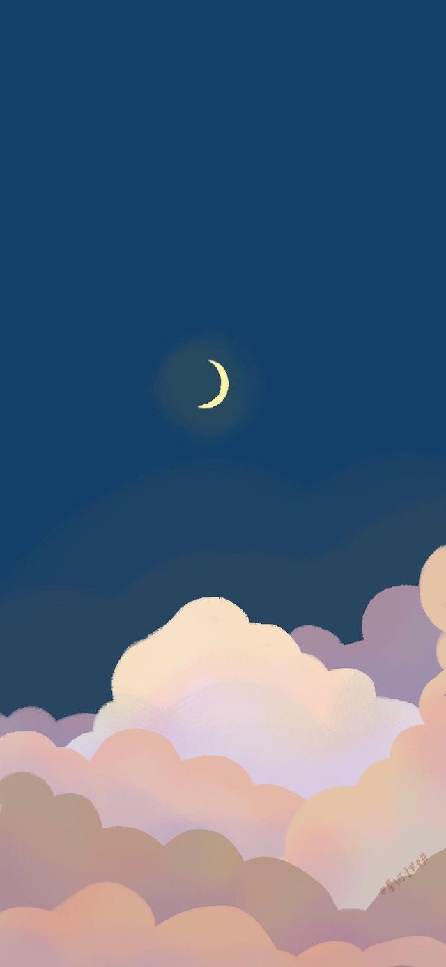月的句子,关于月亮的温柔句子:你会找到别的星星,可我只心动一个月亮