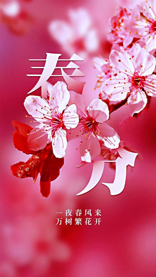 春分的诗,赋二十四节气之春分(二首)