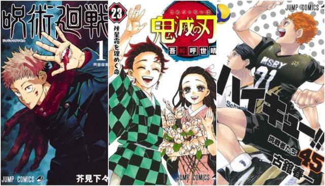 日本漫画排行榜,2020日本「最热卖漫画」前10名:《鬼灭》一度输给「它」
