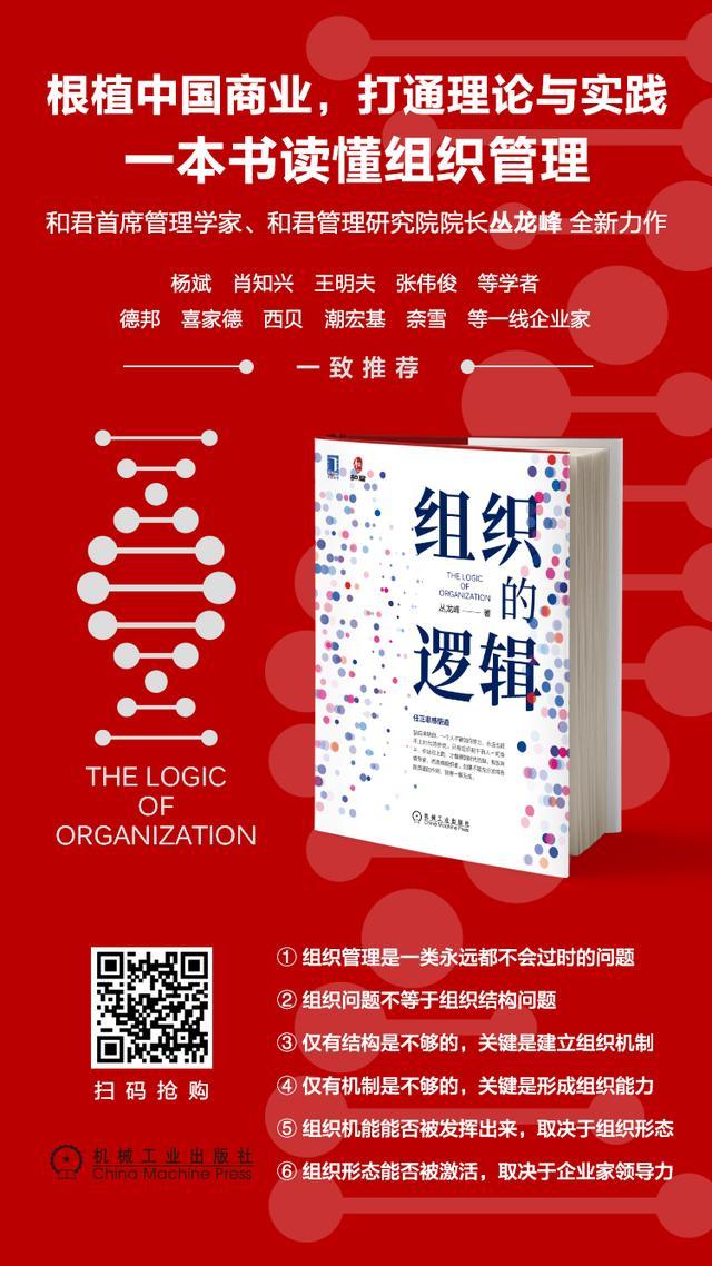 组织的特征,创新型组织有啥特点