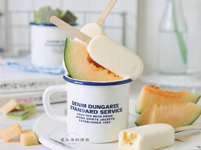 雪糕怎么做,最简单雪糕做法:拌一拌,冻一冻,三两下做好,冰爽甜糯,超好吃