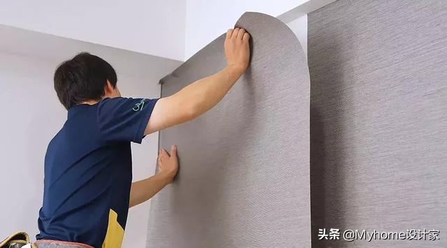 壁纸怎么做,5个步骤处理墙纸壁纸,动手DIY不用找物业!