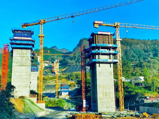 广西交通投资集团,起步提速 开局争先 | 广西交投集团高速公路项目2月建设进度