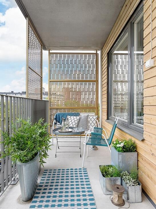 阳台装修效果图,46个超棒阳台改造案例,这么美的阳台,为什么你只晒衣服?