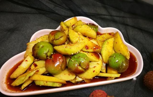 怎么做酸,红糖水果酸分享给大家,酸爽可口,普通食材简单好吃