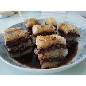 怎么做糕,糯米糕怎么做,味道堪比粽子香,做法简单又方便