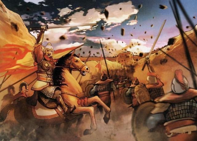 安史之乱简介,安史之乱有多乱?汉人攻打朝廷,胡人拼命抵抗,皇帝大后方拖后腿