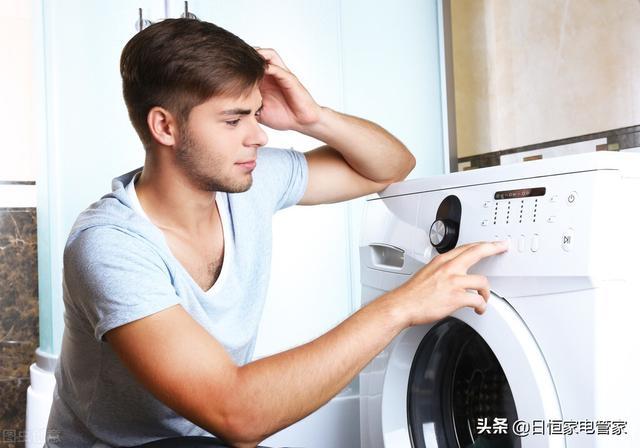滚筒洗衣机怎么清洗污垢,滚筒洗衣机不注意这些,衣服只会越洗越脏