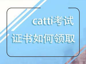 catti成绩查询,2018下半年catti证书领取需知
