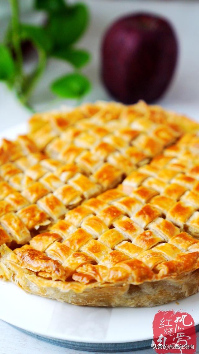 苹果的吃法,苹果的这个吃法太棒了,外酥里嫩又香甜,关键是做法简单零难度