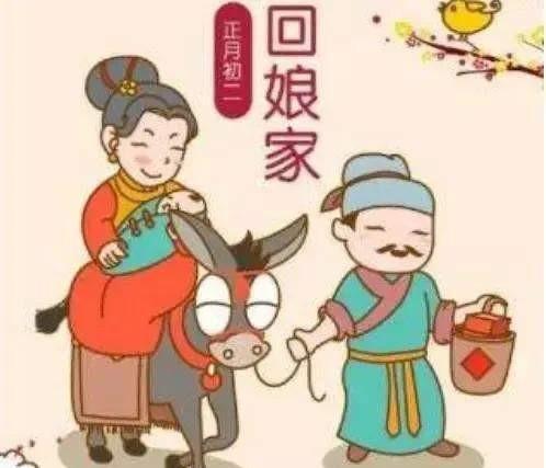 春节有哪些习俗,大年初二,有哪些传统习俗