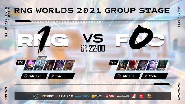 喜剧效果拉满!RNG1-0击败FNC豪取连胜 嗨了送领衔峡谷大乱斗