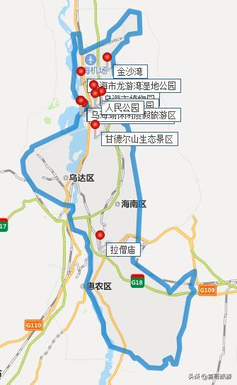 三亚景点,内蒙古乌海市十大景点有哪些?自驾游玩怎么安排行程路线?
