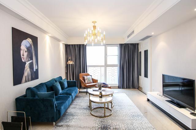 客厅装修效果图片大全,十种不同风格的客厅装修效果图,一个漂亮的客厅,点亮整个屋子