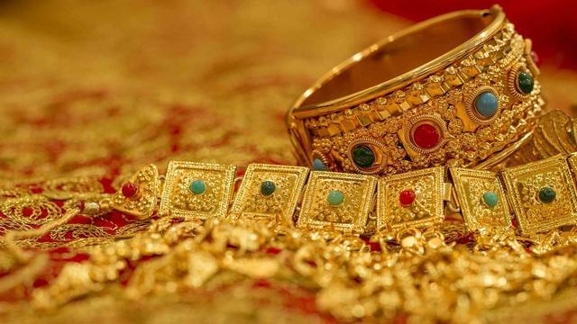 下手买黄金首饰的好情况下了没有?