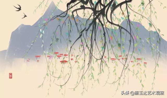 意象的诗,读了30年古诗词,总结了常见的20个意象,如诗如画金句荟萃