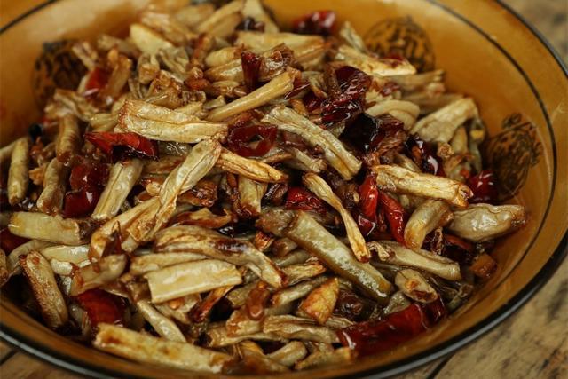 橡子的吃法,分享十道湖南家常小炒,香辣下饭又快手,都是可以入选年夜饭的菜