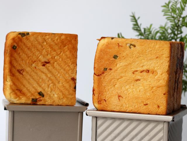 面包的吃法,我家用了6年的面包配方,咸香松软,放3天也不硬,邻居都夸好吃