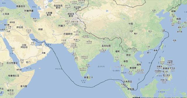 """瓜达尔港对中国的意义,打破马六甲困局!中巴合作开发瓜达尔港,把新疆变成""""沿海城市"""""""