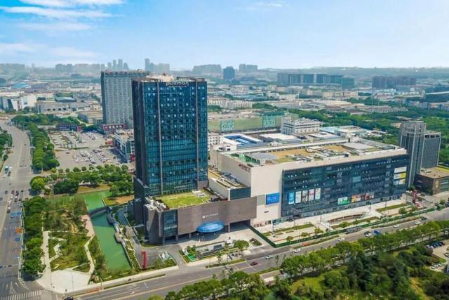 美京假日城市广场的破产倒闭与苏州市这座大城市的迅猛发展拥有