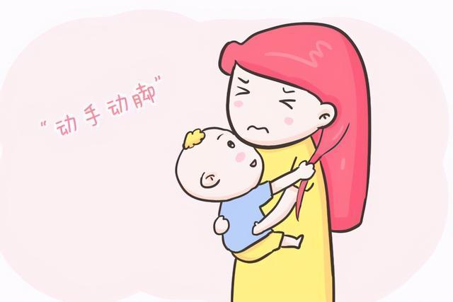 """婴儿打,为什么小宝宝都喜欢打妈妈的脸?这其实是宝宝沟通的""""独家方式"""""""