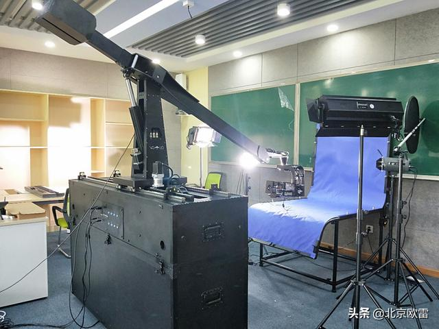 vr实训室,欧雷案例 | 人大附中深圳学校建设完成定格/VR虚拟交互实训室