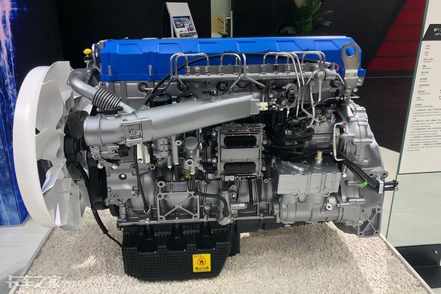 全柴的WP15H 15升660大马力汽车发动机彻底没有