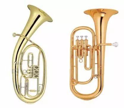 铜管乐器有哪些,如何分辨那些抱在怀里演奏的铜管乐器
