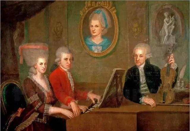 莫扎特简介,适合讲给孩子的莫扎特的生平小故事