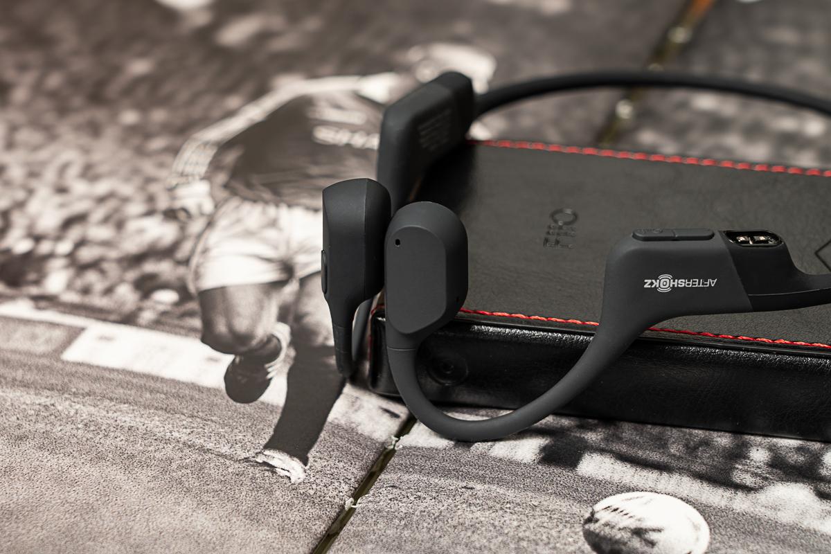 韶音Aeropex AS800骨传导专业运动耳机:蕴藏着与生俱来的运动基因