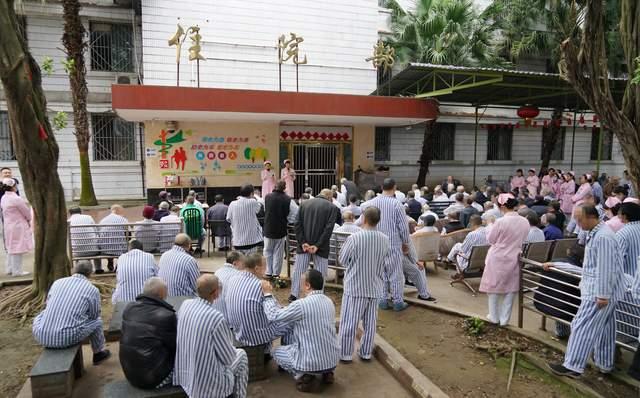 乐山市精神卫生中心:九九重阳节 祝您平平安安、健健康康
