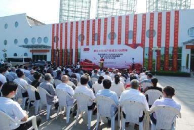 山东高唐举办百位将军书法展暨百年记忆红色文物收藏展活动