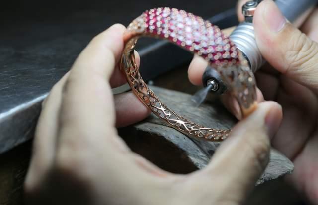珠宝首饰工艺师