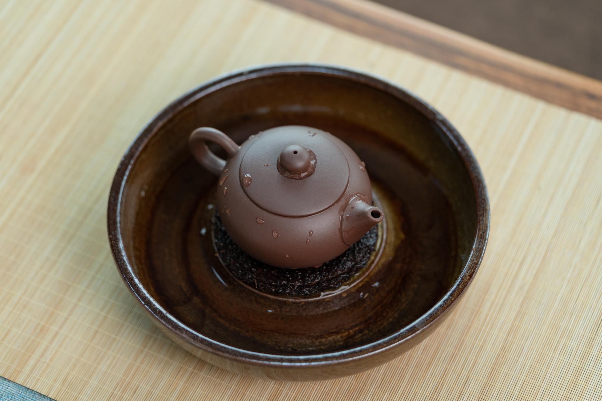 小喜年-泡茶前温壶,原来还蕴含着这样的人生哲理