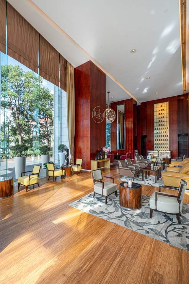上海 | 裕景大饭店2021大堂酒廊崭新回归
