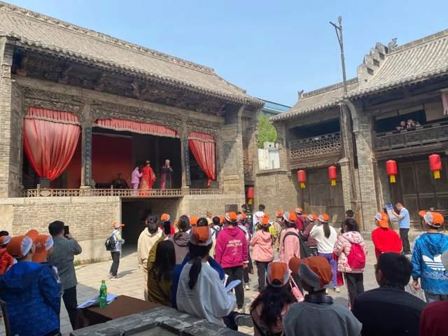 2021郓城水浒好汉城春季研学旅行正在进行中(图12)
