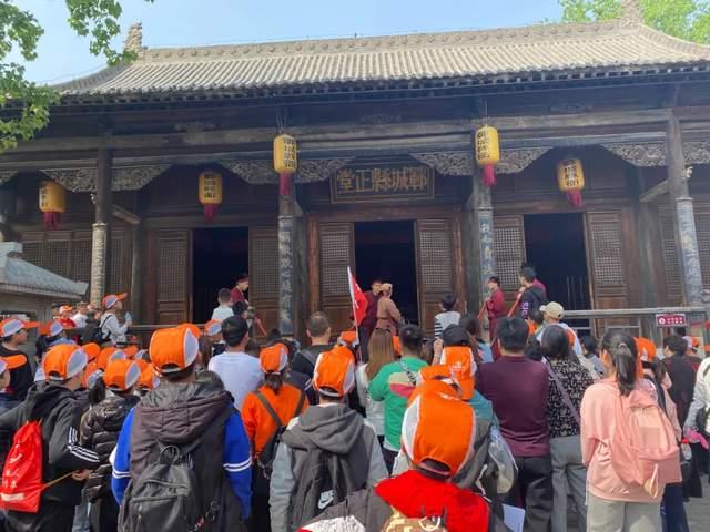 2021郓城水浒好汉城春季研学旅行正在进行中(图13)