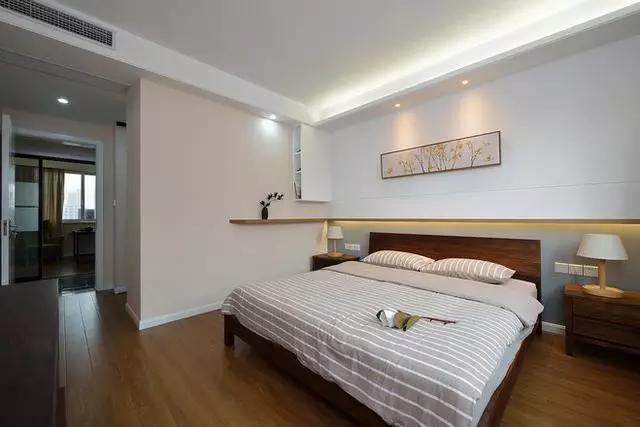 晒晒吾家新房,头1次见卧室云云装,美到门槛都被挤烂了